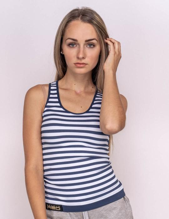 Womens Tank Top Nautica Dark Blue