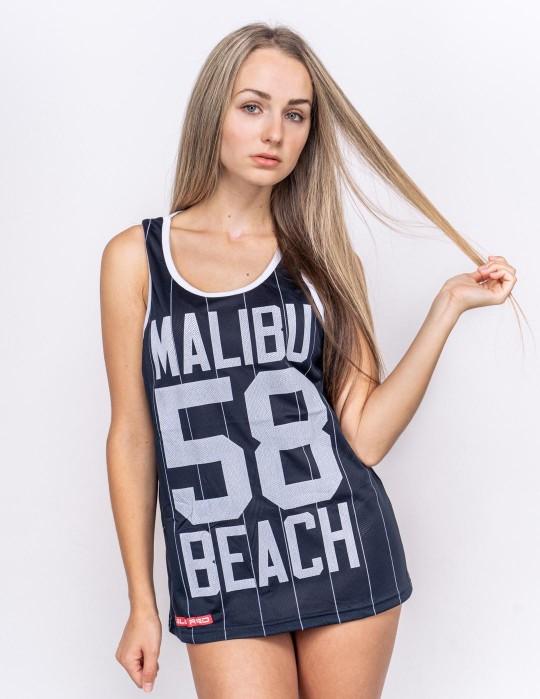 Womens Top Malibu 58 Dark Blue