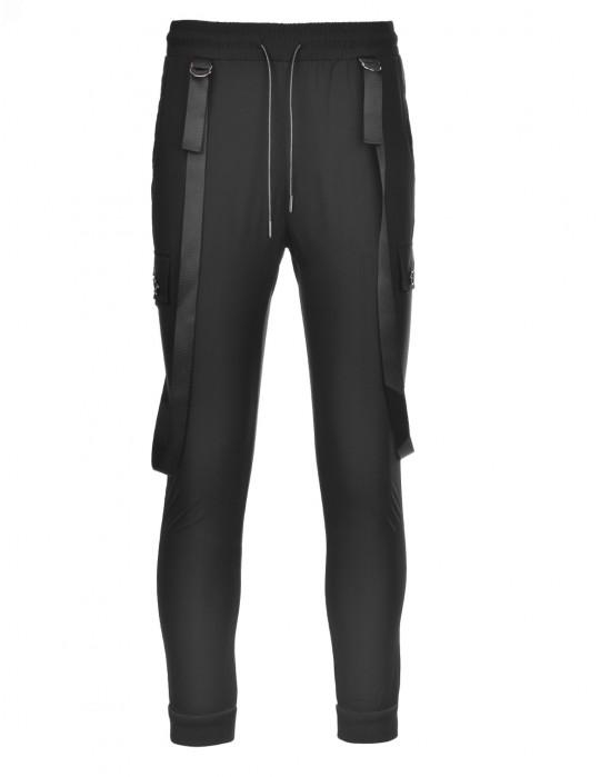 Pants AVIATOR Black