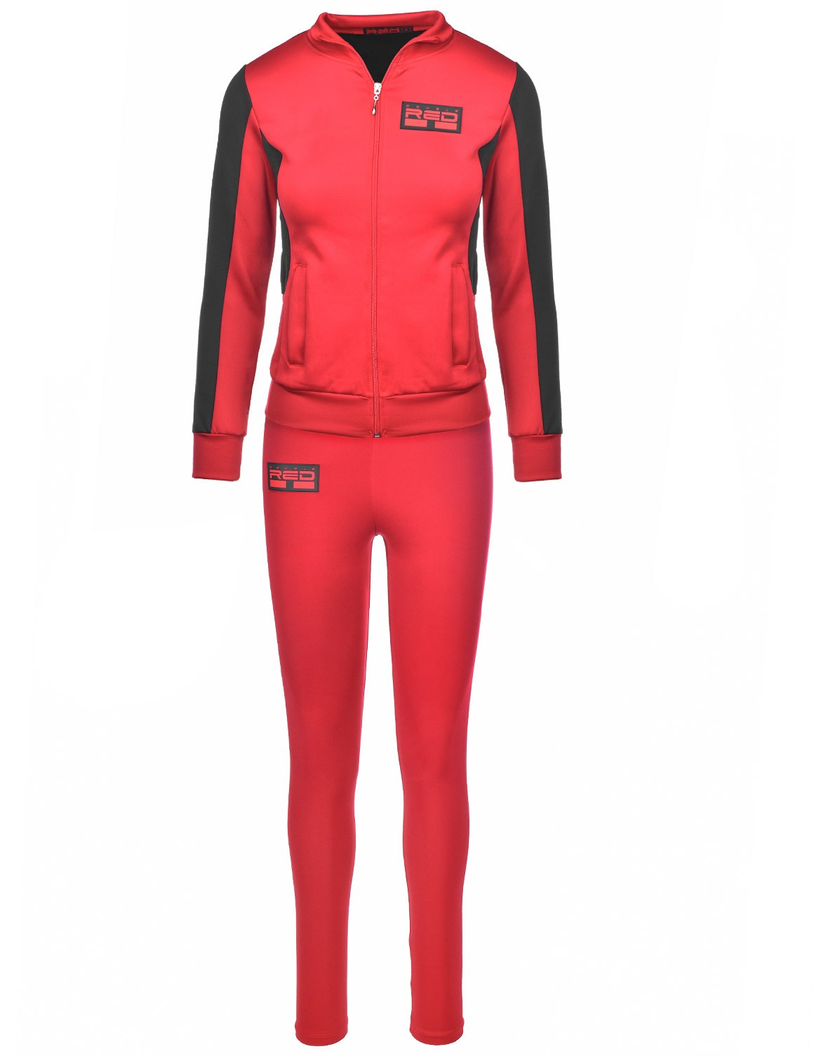 SPORT IS YOUR GANG Tracksuit Red