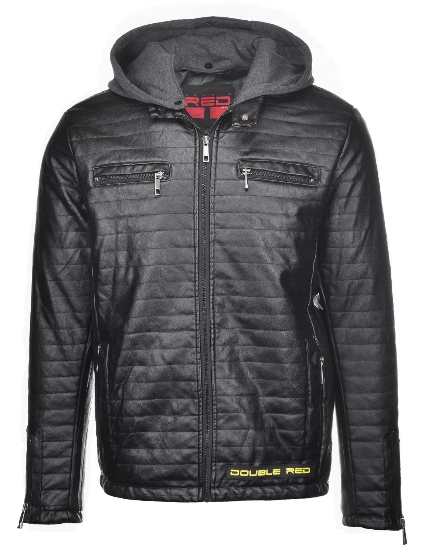 STREET HERO Leather Jacket