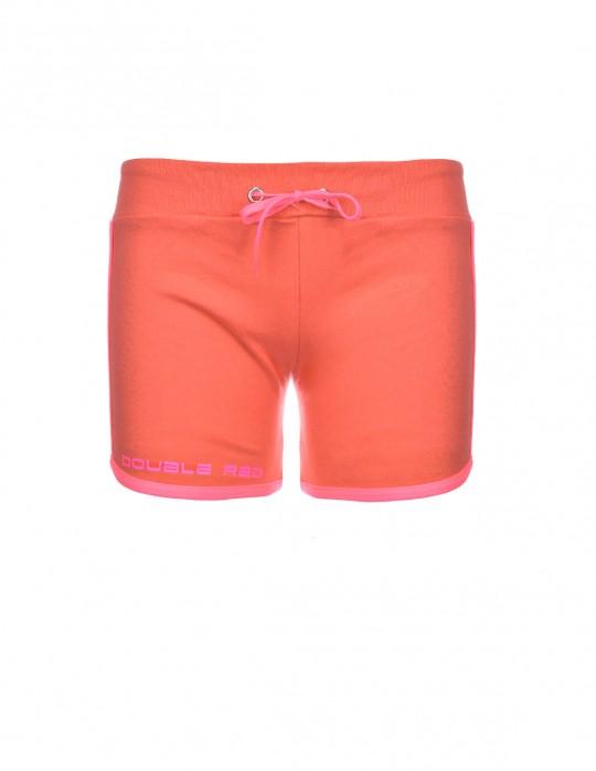 DOUBLE RED Women's Short Neon Orange