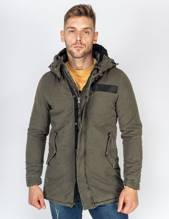 SOLDIER Parka Green