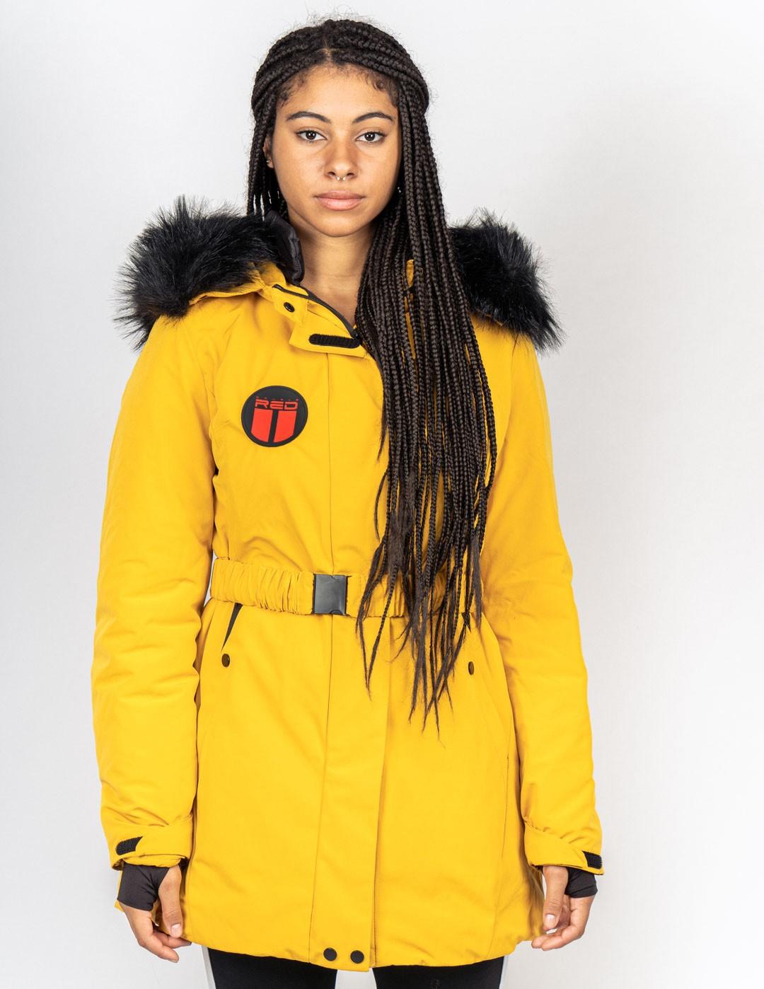 MÉRIBEL Jacket Yellow