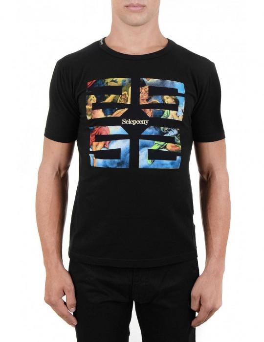 koszulka SELEPCENY  czarna