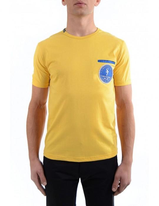 koszulka SEAMAN żółta