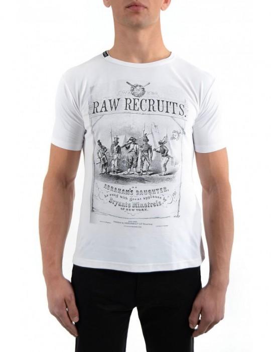 koszulka SELEPCENY biała