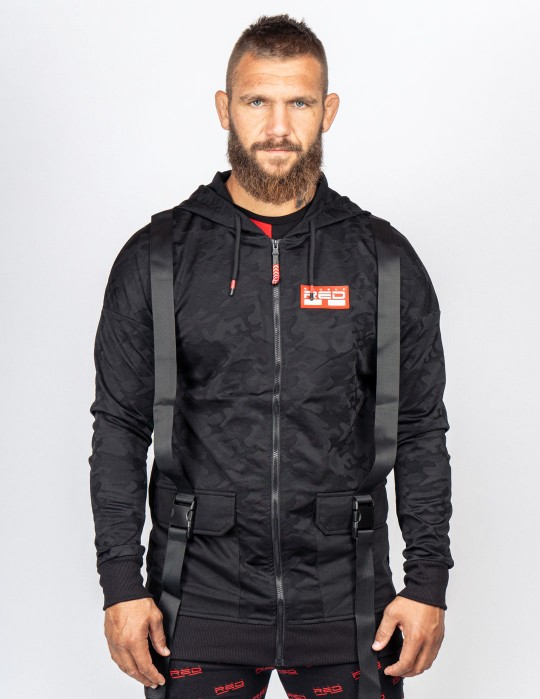 The PUNISHER WORDLWIDE Edition Jacket Black