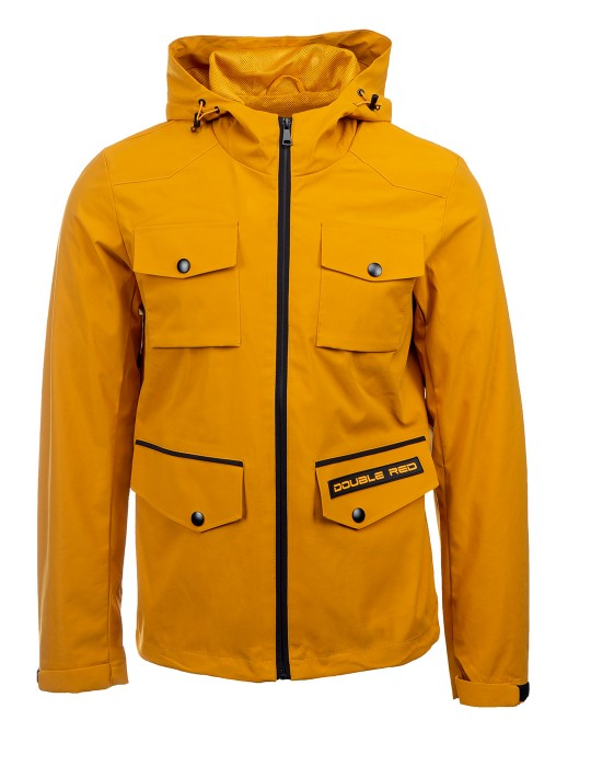 MONTECARLO Jacket yellow