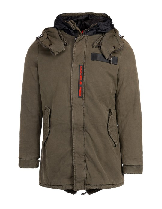 Soldier parka Green Olive