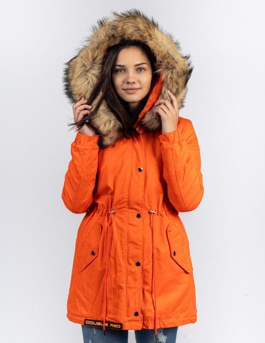 MÉRIBEL ORANGE Jacket
