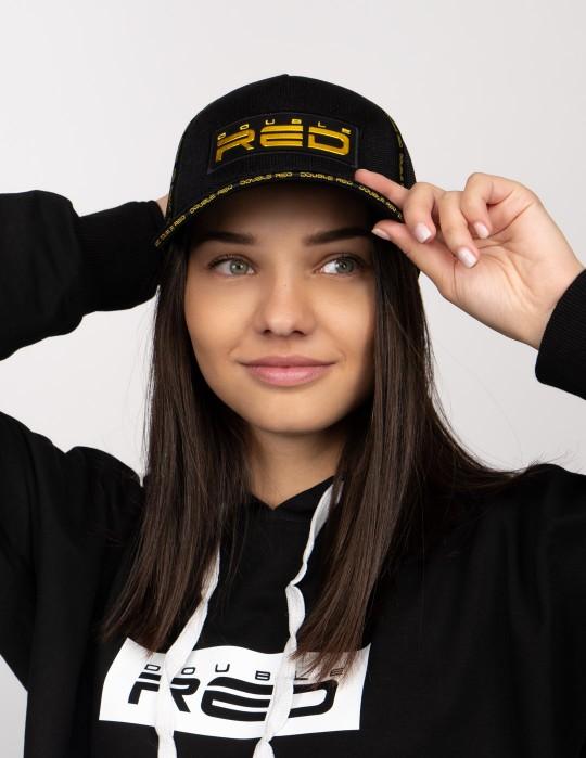 EXQUISIT Gold Kung-Fu Master Cap