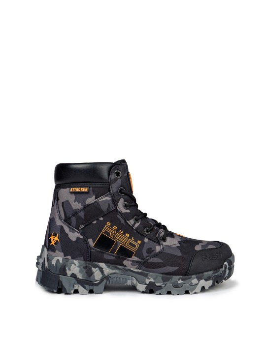 ATTACKER BIOHAZARD™ Tactical Boots