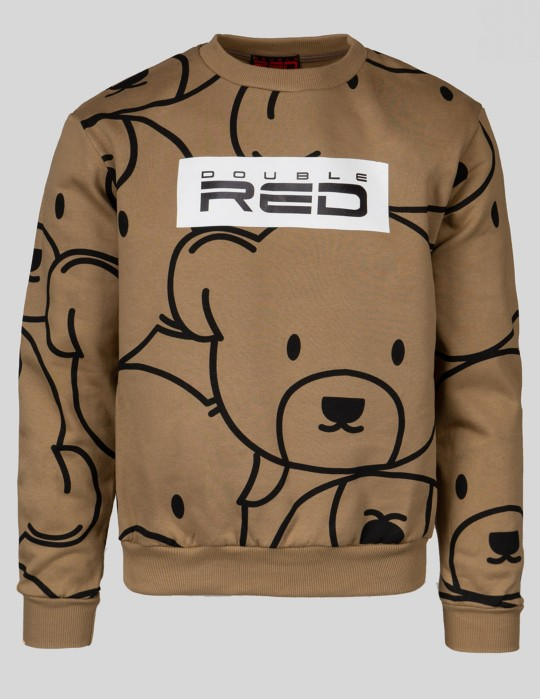TEDDY Sweatshirt Light Brown