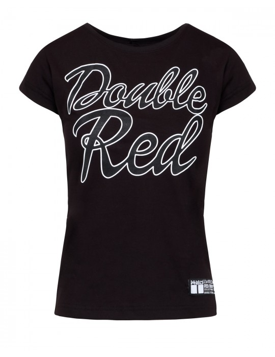 Red Body Collection T-Shirt Black
