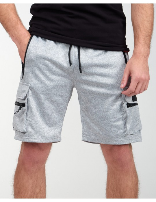 SPORT IS YOUR GANG Shorts All Black Logo