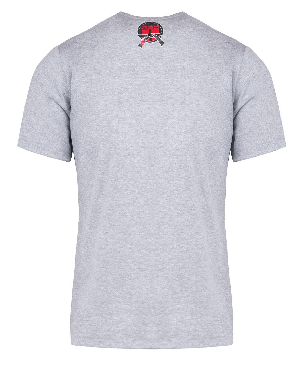 JIU JITSU Grappling T-shirt Grey
