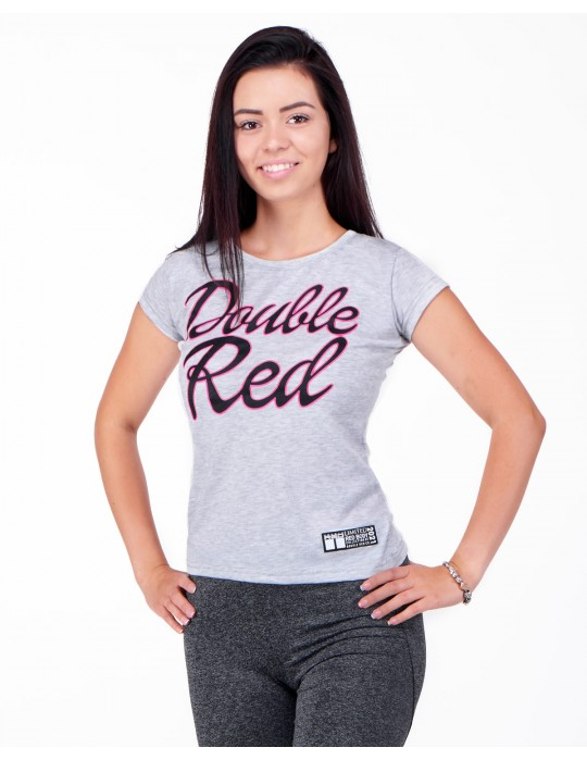 Red Body Collection T-Shirt Grey