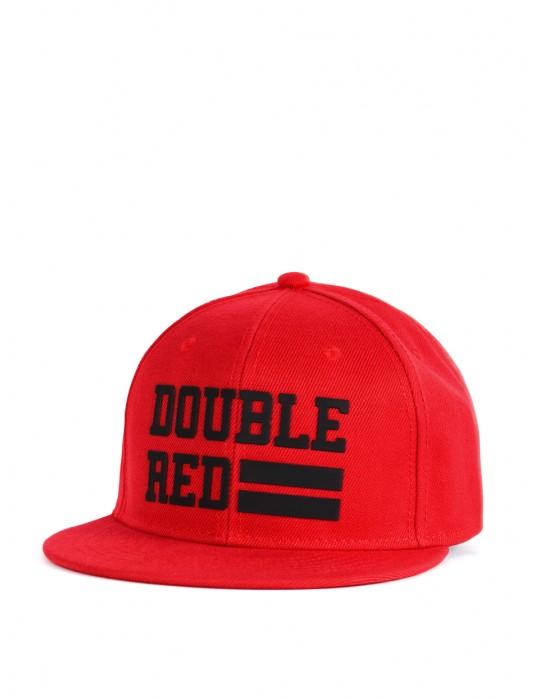 Snapback Cap UNIVERSITY OF RED Red/Black