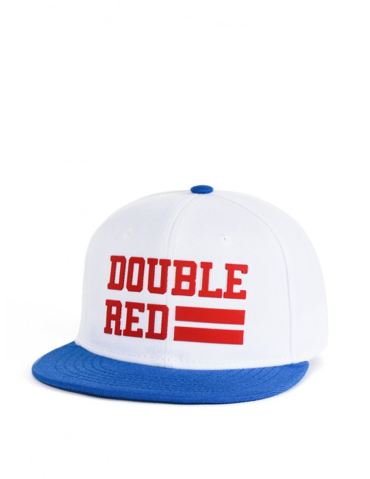Snapback Cap UNIVERSITY OF RED White/Blue