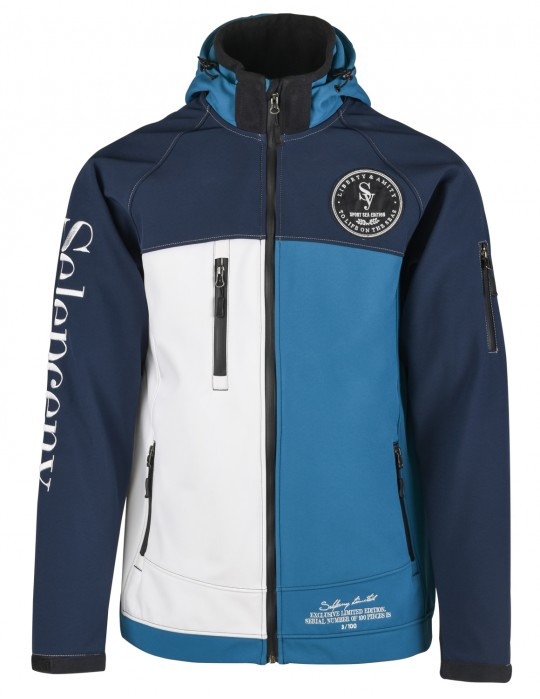 Kurtka softshell YACHTING LIMITED EDITION IV