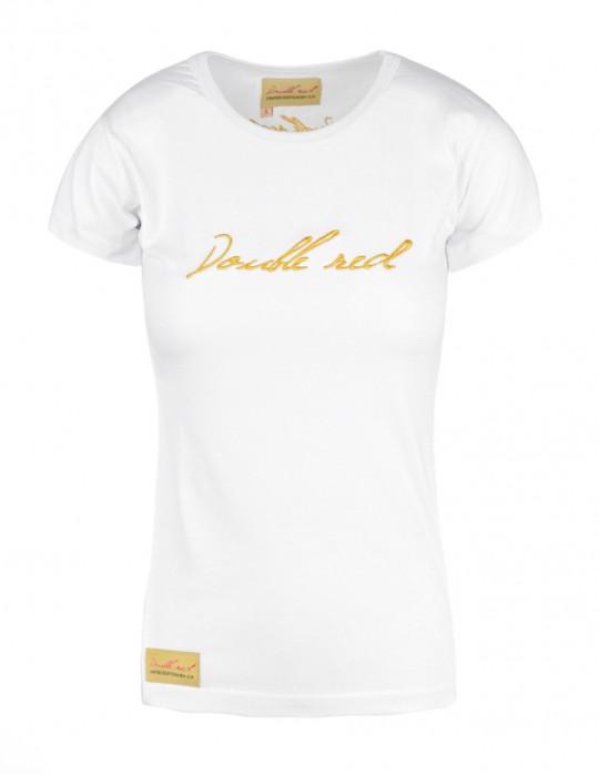 LIMETED QUEEN Zuzana Plačková T-shirt White