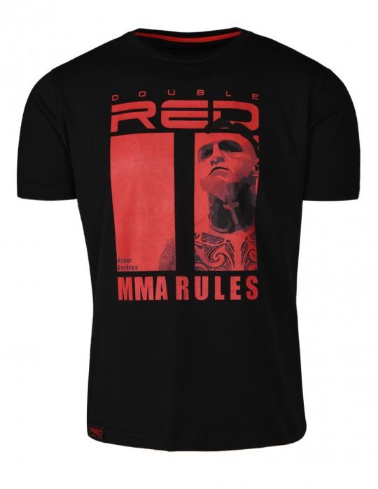 Koszulka Limited Edition MMA RULES Black