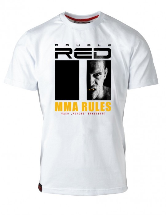 MMA RULES Vaso Psychopath T-Shirt