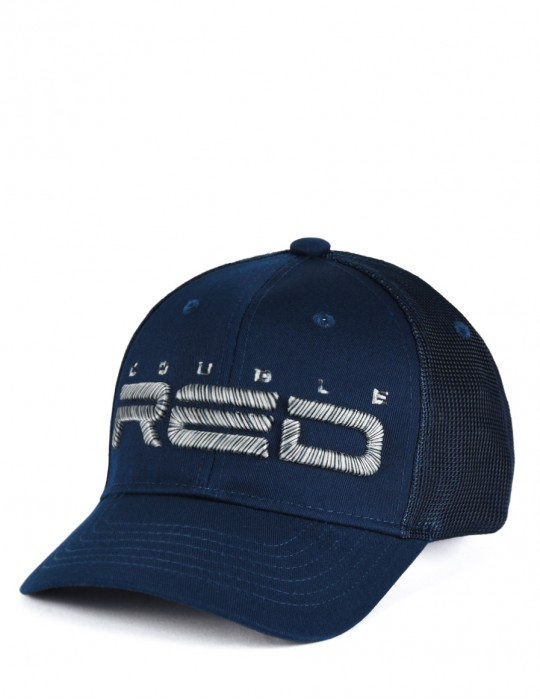 Tiger Edition All Logo Blue Cap