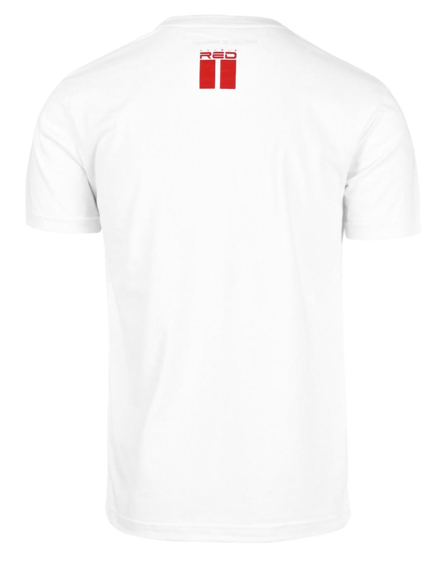Limited Edition Miroslav Štrbák T-Shirt Slim Fit White