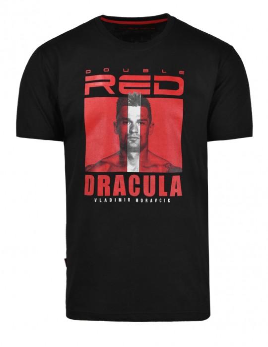 Koszulka Limited Edition DRACULA T-Shirt Slim Fit Black