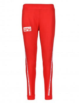 Sweatpants EMINENCE All Logo Red