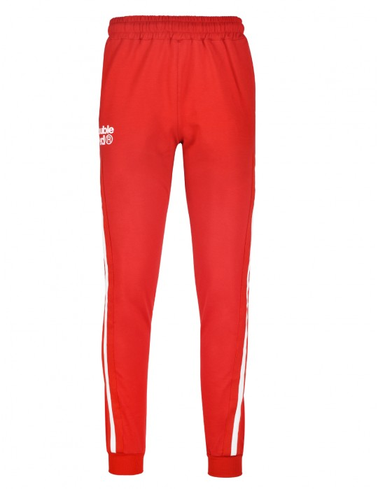 Spodnie Sweatpants FABULOUS Red