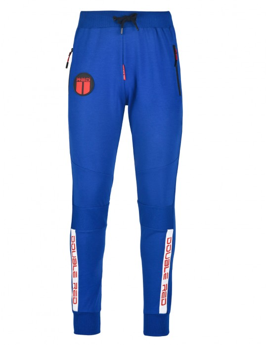 Spodnie Sweatpants Sport Is Your Gang  Blue