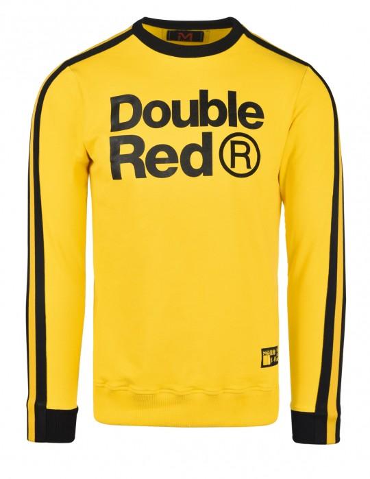 Sweatshirt KUNG FU Master Yellow
