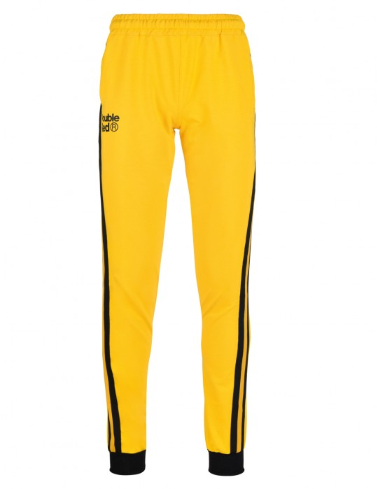 Spodnie Sweatpants KUNG FU Master Yellow