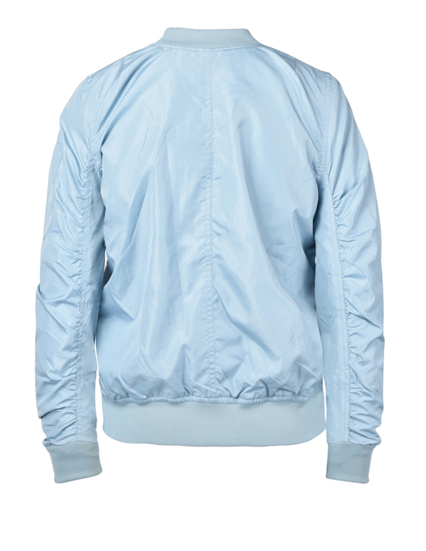 Flight Jacket Light Blue