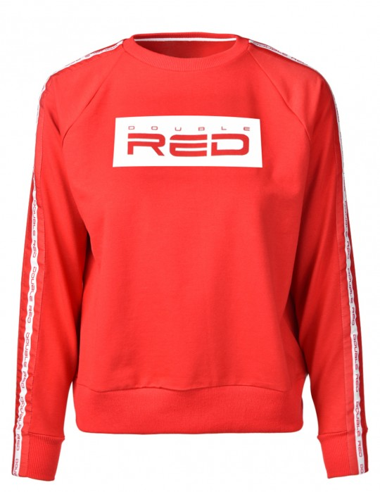 Bluza Sweatshirt EMINENCE All Logo Red