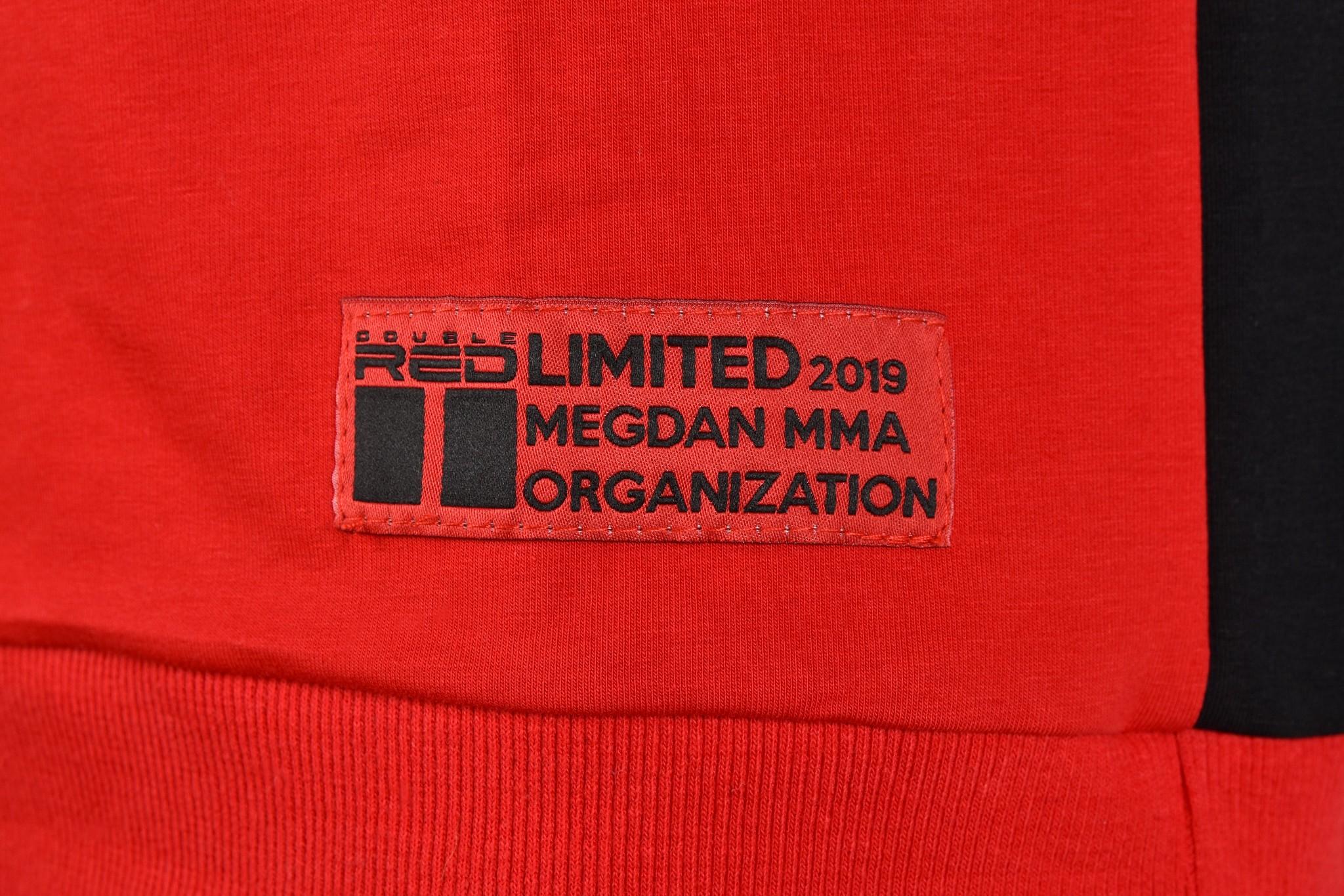 Sweatshirt MMA RULES Megdan Fighting