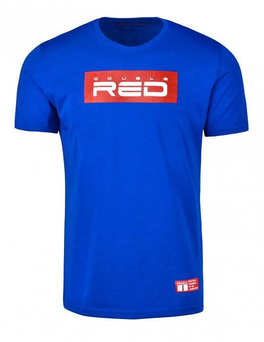 T-Shirt LOGO VISION Blue