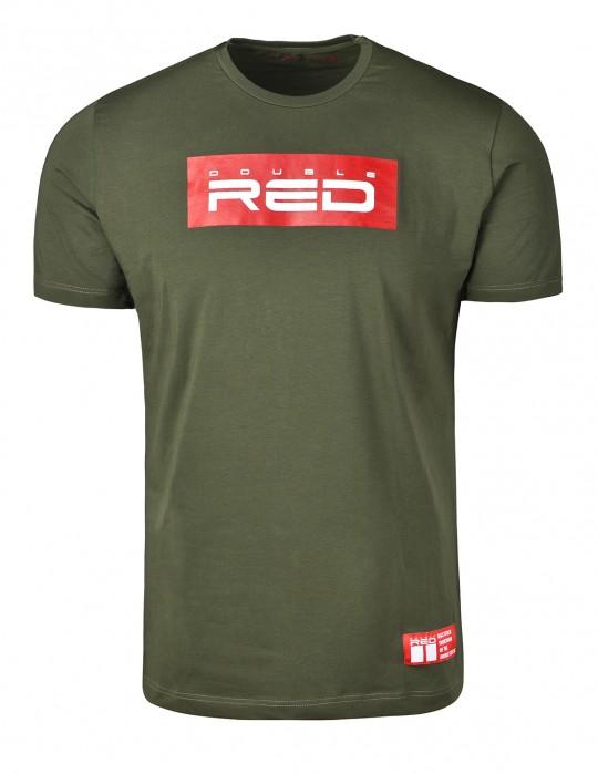 T-Shirt LOGO VISION Green