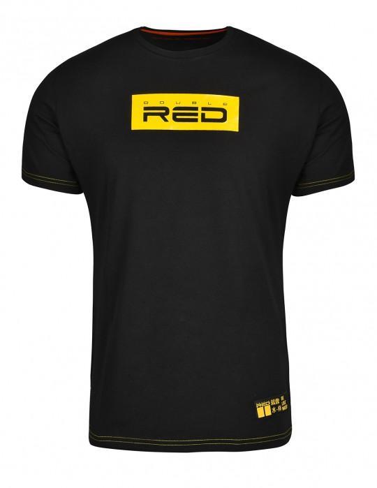 T-shirt LOGO VISION KUNG FU Master Black