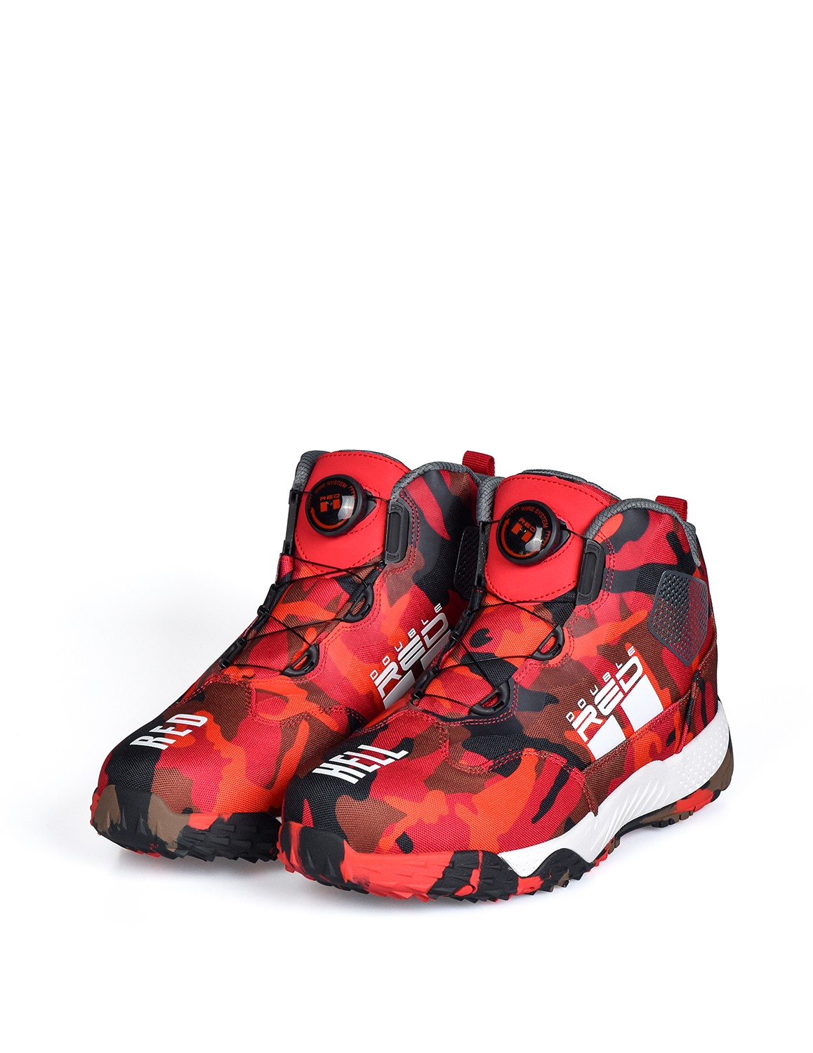 Boots WIRE Red Hell
