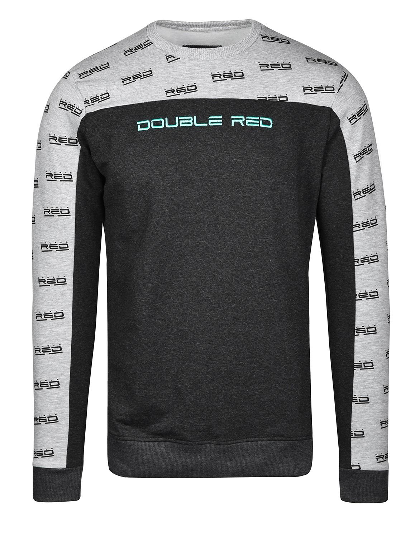 Sweatshirt UTTER FULL LOGO Grey