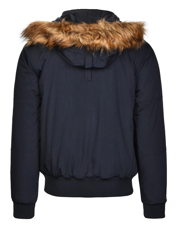 STREET HERO Jacket Winter Edition Dark Blue