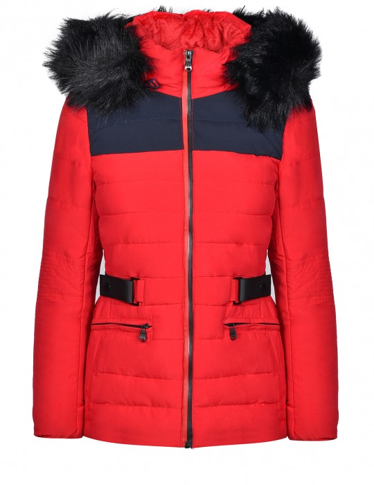 VAL THORENS Jacket Red