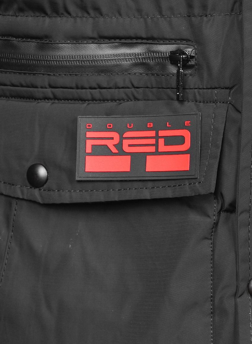 RED EXPLORER Parka Black