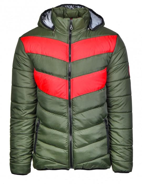 STING Jacket Olive