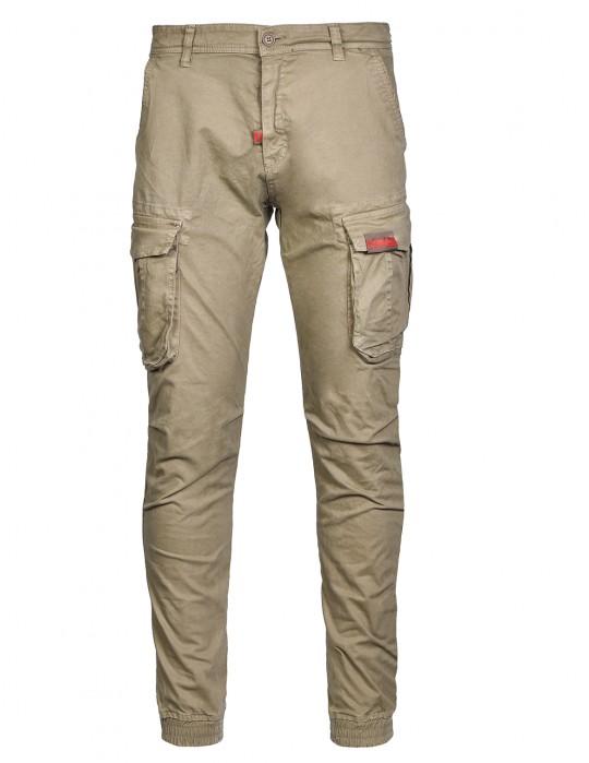 Street Hero Pants Army