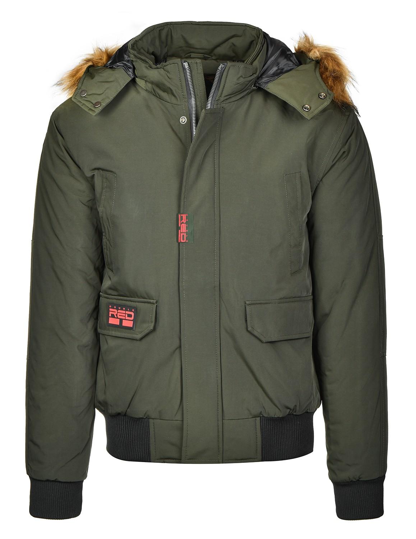 STREET HERO Jacket Winter Edition Olive